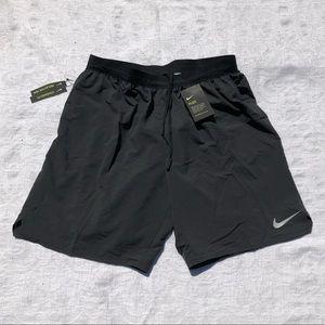 NIKE FLEX**Reflective Trim**Black Shorts**$60 XL